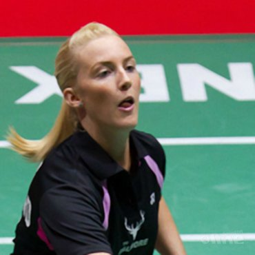 Scottish shuttler Imogen Bankier apologizes on Twitter