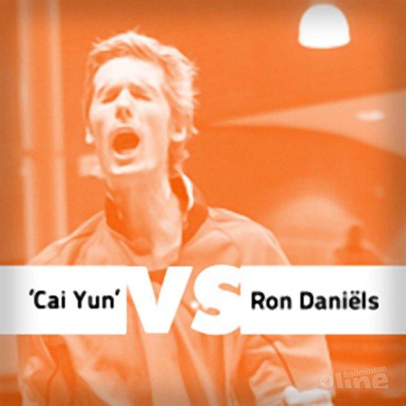 Yonex-spelers weigerden twee uur voor de wedstrijd om te spelen op het EK Badminton in Amsterdam - Alex van Zaanen