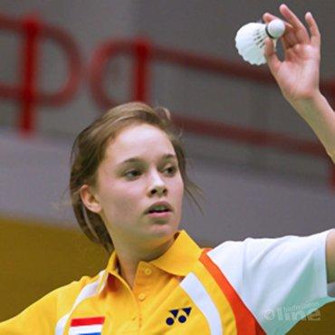 Badmintonploegen staan op 100 procent score
