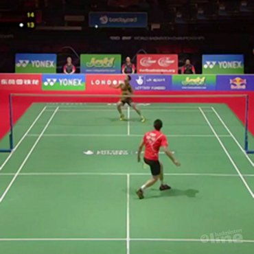 Badminton on Dutch television: Unknown, unloved