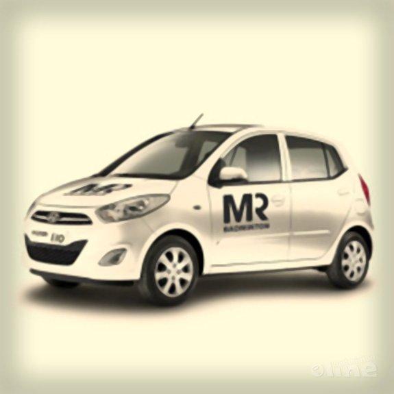 Advertorial: Een auto met sponsoring van MR Badminton - Toyota