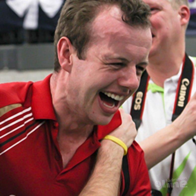 Deze afbeelding hoort bij 'Jong en ervaren team bereikt succes en behaalt de landstitel' en is gemaakt door Alex van Zaanen