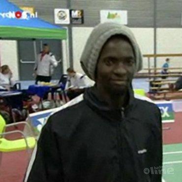 NOS Sport over finale playoffs eredivisie: 'Edwin Ekiring, Oegandese kopman voor Amersfoort'