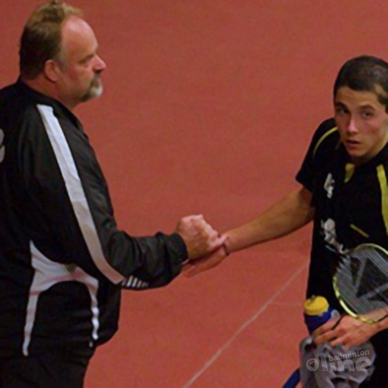 Succes tijdens Croatian International - René Lagerwaard