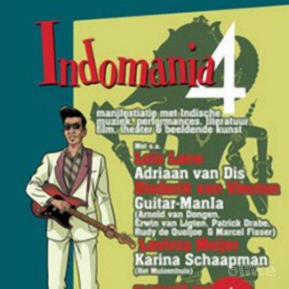 Piet Bitters roots bij INDOmania 4 - Indomania 4