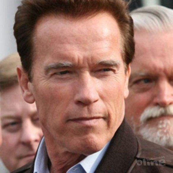 Jacco Arends wordt Arnold Schwarzenegger 2.0 - Wikipedia
