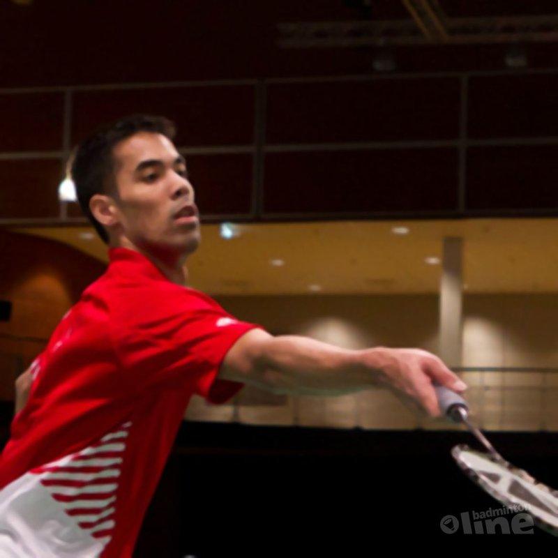 Yao Jie looking to go back to back on BE Circuit - René Lagerwaard