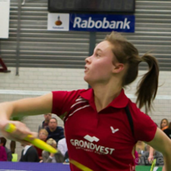 Mark Phelan: 'Soraya has it all as Dutch kids advance' - René Lagerwaard
