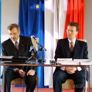 Uitnodiging persconferentie interland Nederland-Duitsland in Assen