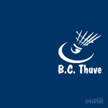 Jordy en Nick geven een clinic bij BC Thuve in Duiven