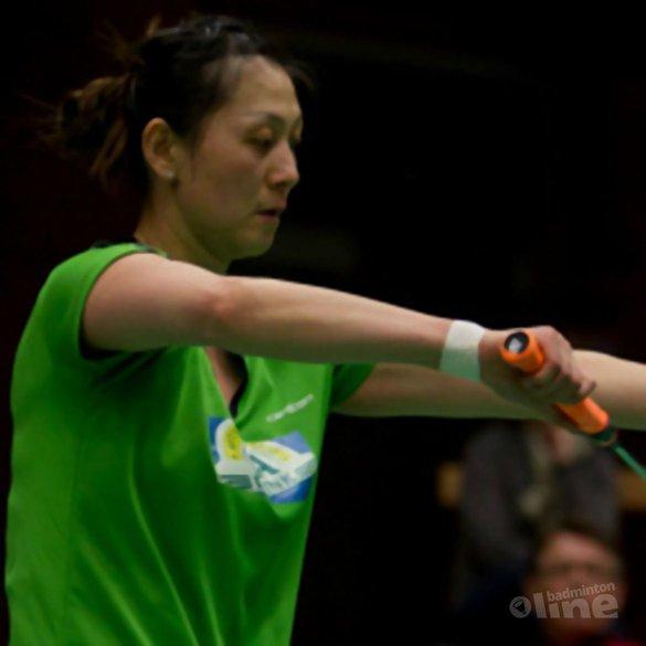 Yao Jie wint eerste ronde in Yonex Sunrise India Open 2012 - René Lagerwaard