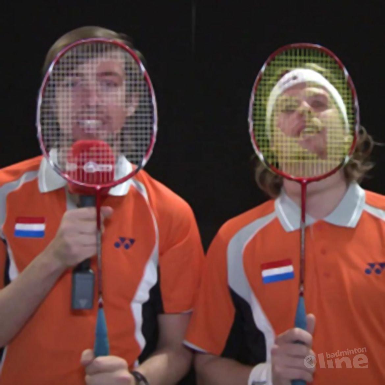 Bekijk de Q-music badmintonworkshop van Jorrit de Ruiter