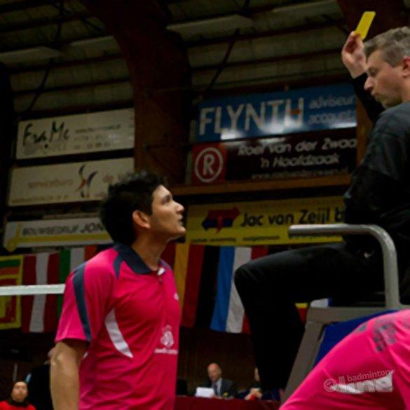 Dave Khodabux ook in 2012-2013 in het Almeerse geel - René Lagerwaard