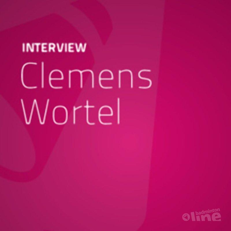 Interview met Clemens Wortel: 'Verandering of voortgang?' - badmintonline.nl