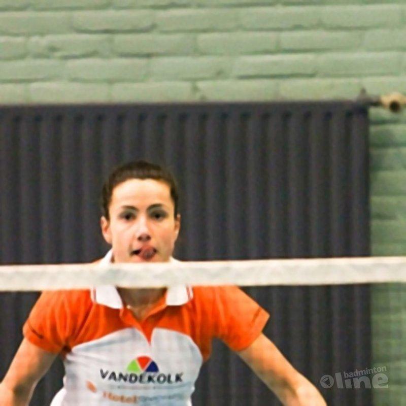 Akvile Stapusaityte naar Olympische Spelen - Alex van Zaanen