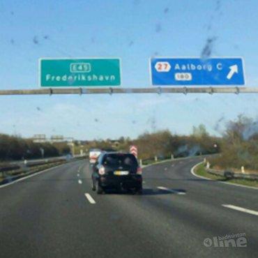 Erik Meijs: 'Stijgende lijn tijdens Denmark International'
