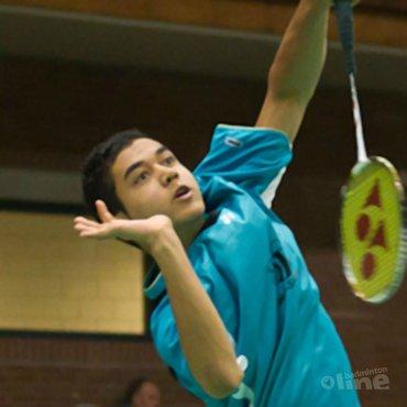 Teeuwen en Chen winnen BECA 2000 toernooi