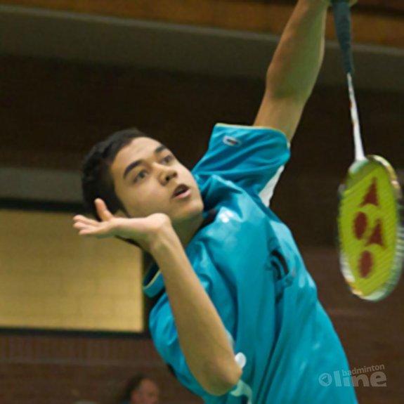 Teeuwen en Chen winnen BECA 2000 toernooi - René Lagerwaard