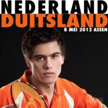 Nederland wint beide interland ontmoetingen tegen Duitsland