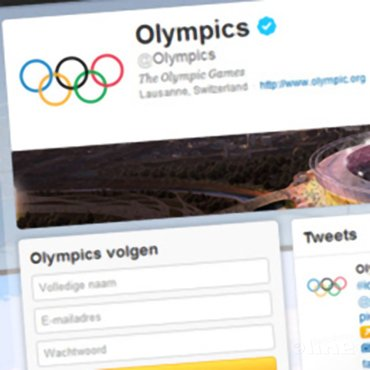 IOC streng voor twitteraars