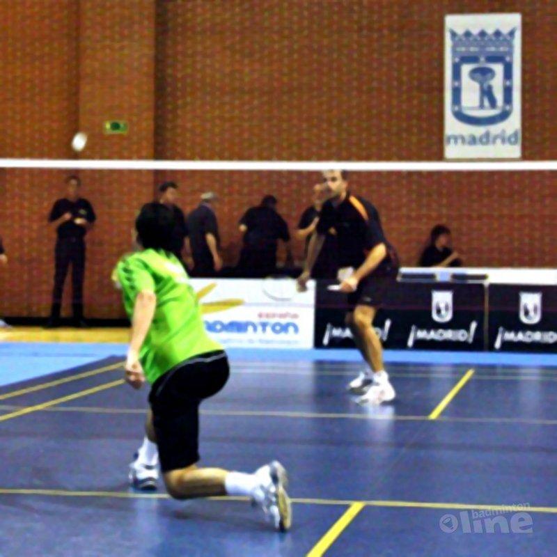 Erik Meijs krijgt scholarship toegekend door Badminton Europe - Erik Meijs