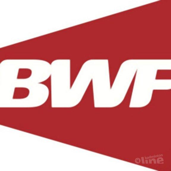 Deze afbeelding hoort bij 'BWF rebrand and launch new logo: Modern, Strong, Efficient' en is gemaakt door Badminton World Federation