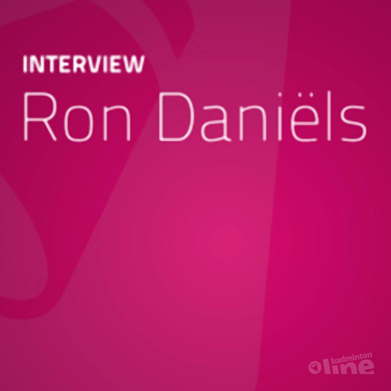 Interview met Ron Daniëls: 'Bondscoach? Zeg nooit nooit!'
