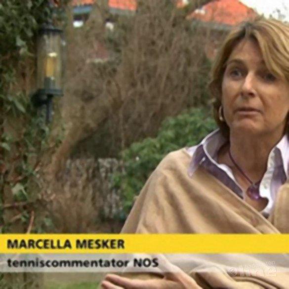 Marcella Mesker: 'Het is nu inderdaad een beetje pappen en nathouden' - NOS