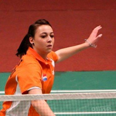 Badmintonclinic met Paulien en Josephine in Arnhem