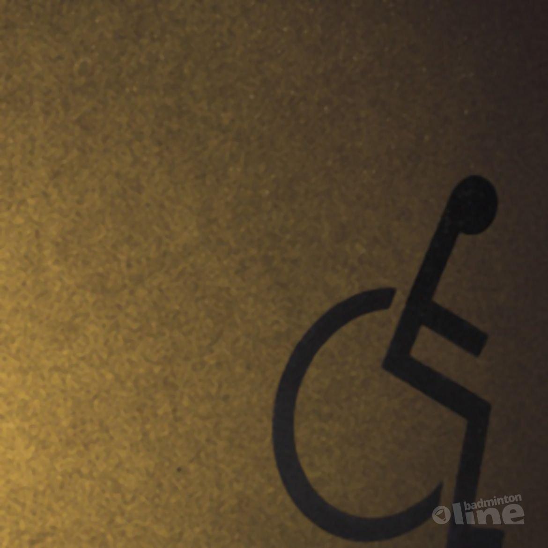 Is een rolstoel een voordeel of een extra handicap?