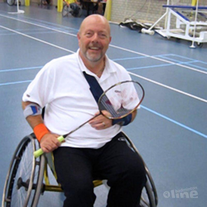 Aangepast badminton is gewoon kicken! - Tess Scheele