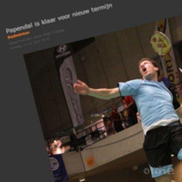 Blogger Piet Ridder: 'Papendal is klaar voor nieuw termijn'