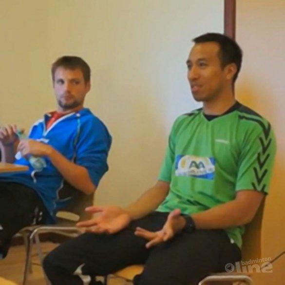 Oro 2012: Dicky Palyama over trainingskampen van vroeger (video) - Ron Daniëls