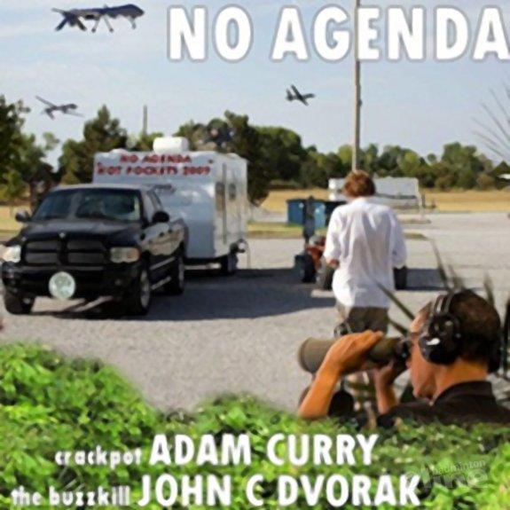 Deze afbeelding hoort bij 'Adam Curry bespreekt badmintonschandaal in zijn Amerikaanse 'No Agenda'-podcast' en is gemaakt door No Agenda