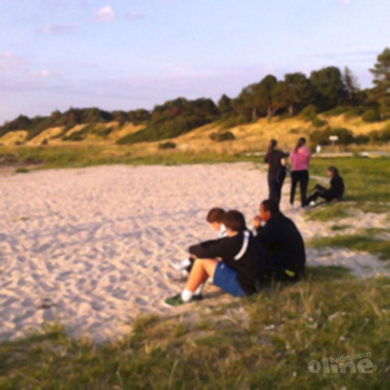 Deze afbeelding hoort bij 'Trainer Rien de Korte over zijn trainingsweek in Denemarken' en is gemaakt door Rien de Korte