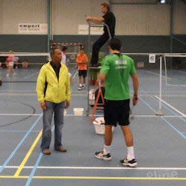 Erik Meijs: 'Goed toernooi gedraaid in Gorredijk'