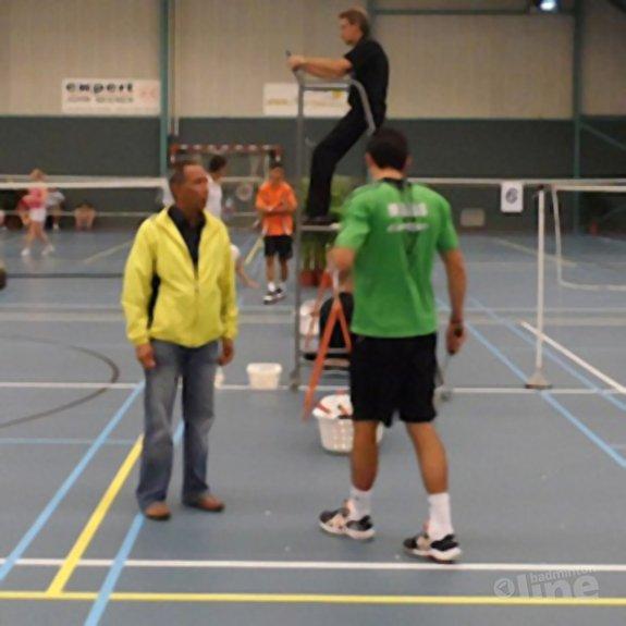 Deze afbeelding hoort bij 'Erik Meijs: 'Goed toernooi gedraaid in Gorredijk'' en is gemaakt door Erik Meijs