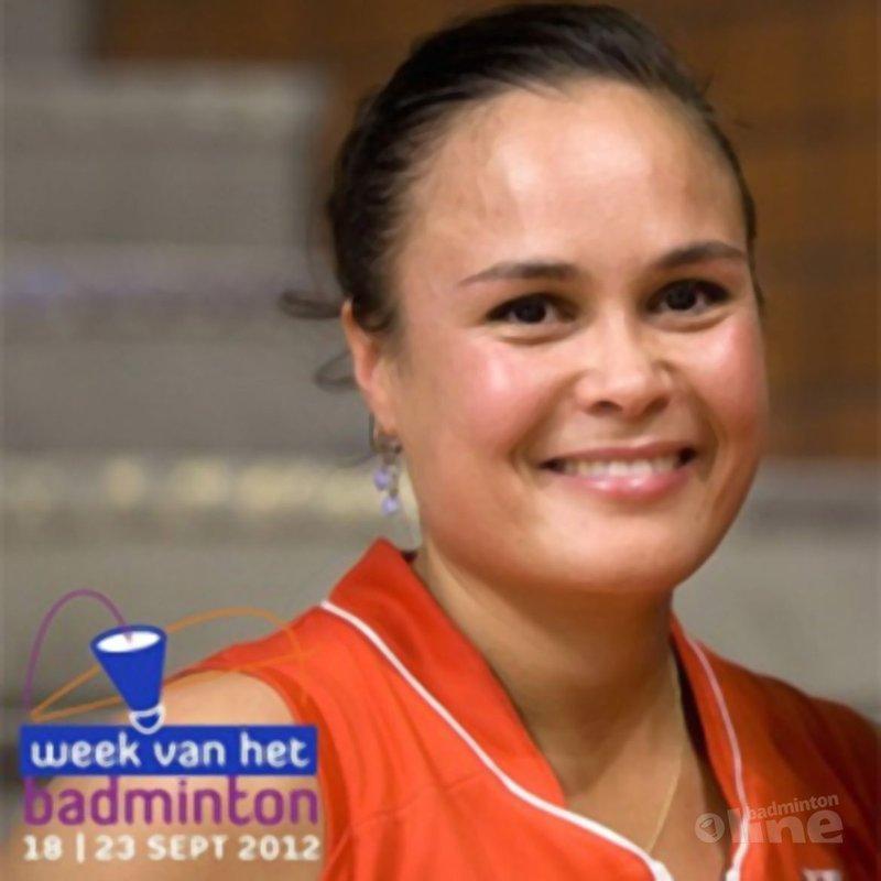 Tips van Lotte: Speltip #3 - Badminton Nederland