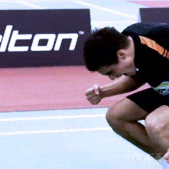 Trailer voor Carlton Eredivisie Badminton 2012-2013 - Badminton Nederland