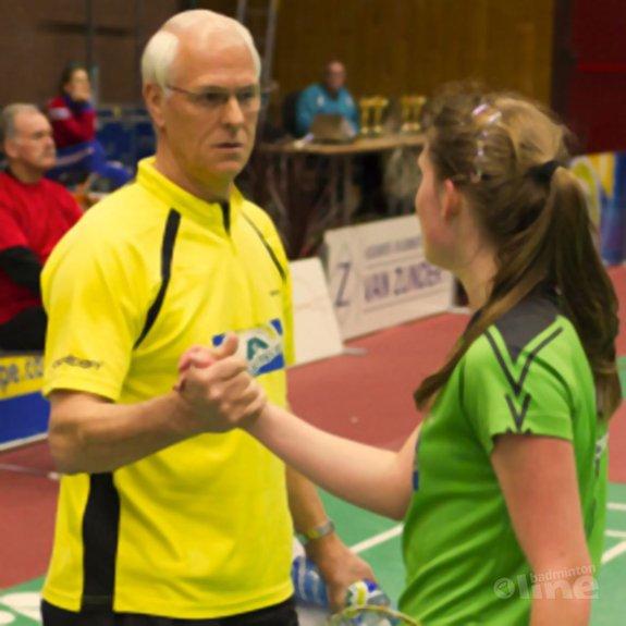 Deze afbeelding hoort bij 'Kirsten van der Valk: 'Van VWO naar fulltime badminton met Team van der Valk'' en is gemaakt door René Lagerwaard