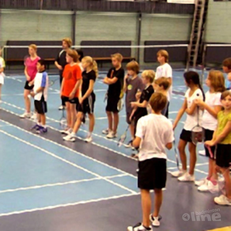 Duinwijck opent deuren tijdens Week van het Badminton
