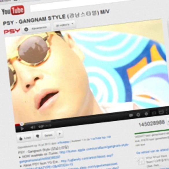 Carlton Eredivisie 2012-2013 badmintontrailer nu ook in Gangnam Style - YouTube