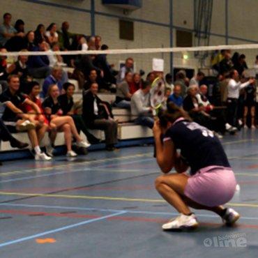 Week van het Badminton door de ogen van Alex van Zaanen