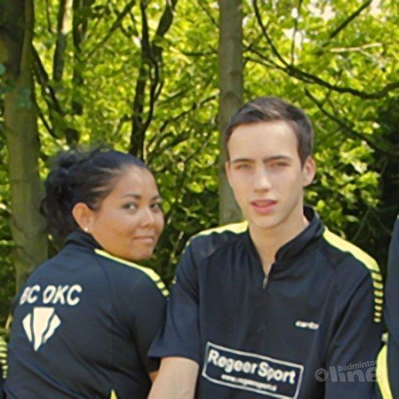 Deze afbeelding hoort bij 'DKC komend weekend twee keer in actie' en is gemaakt door Nicoline Heekelaar