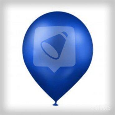 Proefballonnetje: de sportbeurs