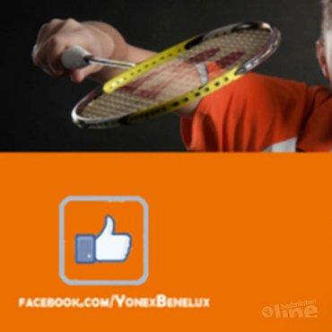 Wij gaan naar de Yonex Dutch Open badminton!
