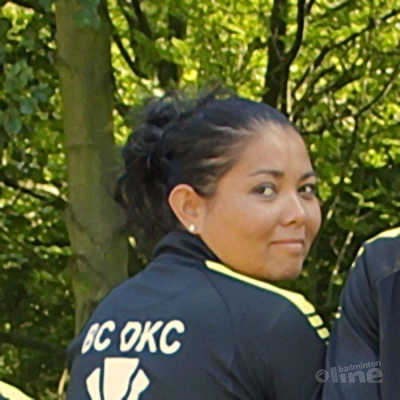 Deze afbeelding hoort bij 'Gelijkspel en verlies voor DKC in dubbelweekend' en is gemaakt door Nicoline Heekelaar