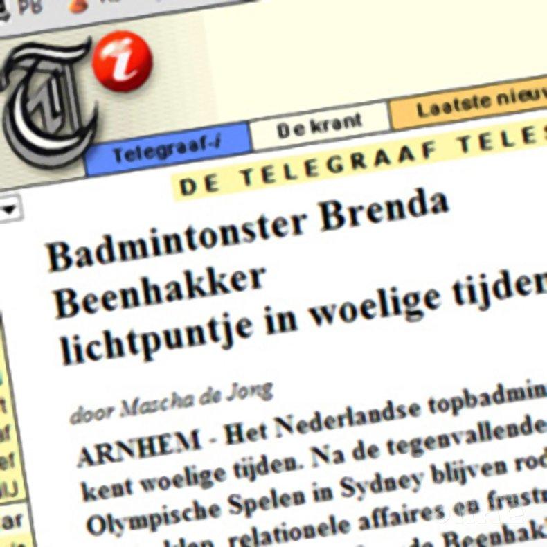 Deze afbeelding hoort bij 'Vreemdgangers, rekenfoutjes, rechtszaken: Badminton Nederland kent het allemaal' en is gemaakt door De Telegraaf