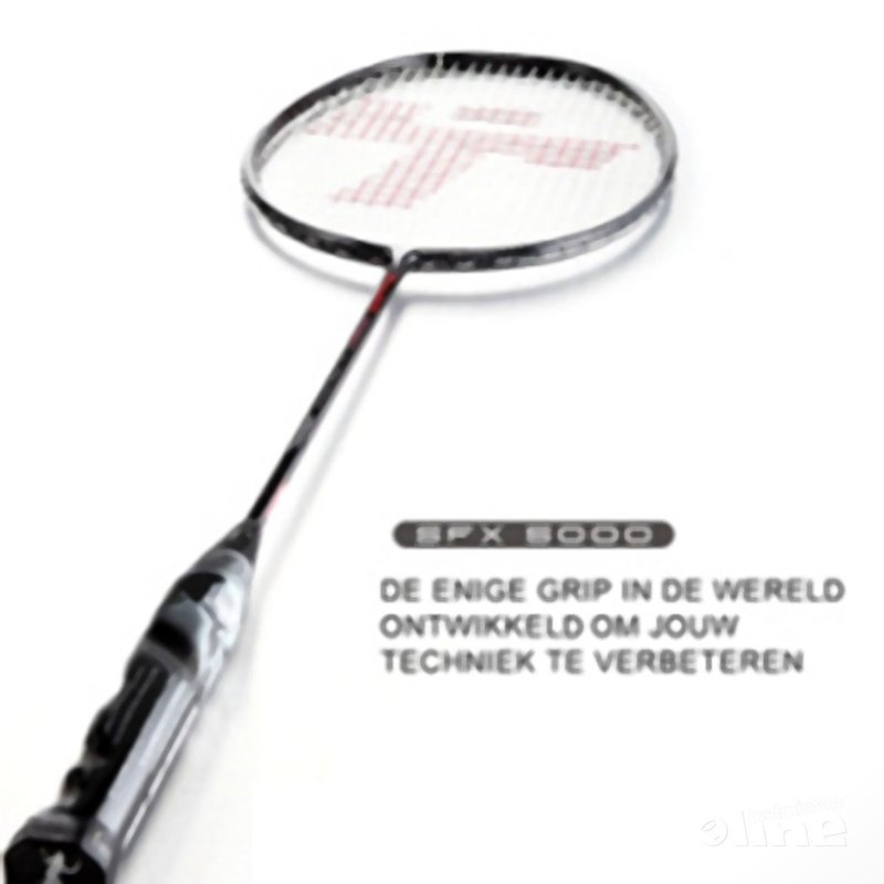Het badmintonmerk Thwack lanceert een heel bijzonder racket - Thwack