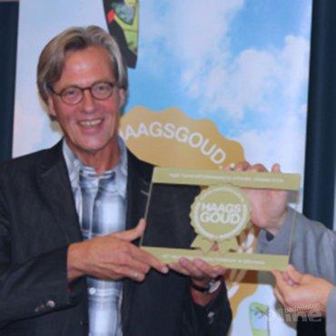 DKC ontvangt Haags Goud Keurmerk